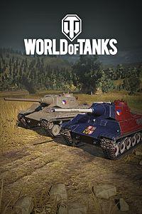 Carátula del juego World of Tanks - Megapaquete de coleccionista checoslovaco