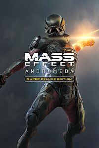 Edición Super Deluxe de Mass Effect™: Andromeda