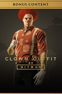 Carátula del juego HITMAN - GOTY Outfit Pack - Clown