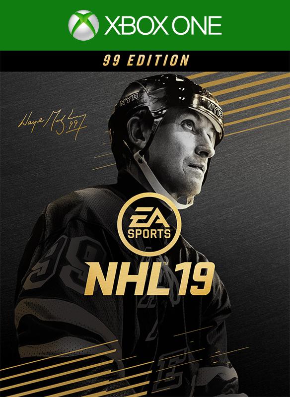 NHL™ 19 99 Edition boxshot