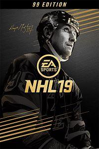 Carátula del juego NHL 19 99 Edition