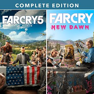Far Cry® 5 + Far Cry® New Dawn Deluxe Edition Bundle Xbox One
