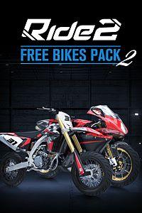Carátula del juego Ride 2 Free Pack 2