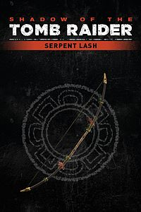 Shadow of the Tomb Raider  - Serpent Lash Weapon