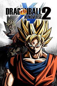 Carátula del juego DRAGON BALL XENOVERSE 2