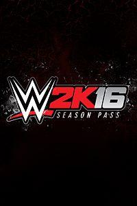 Carátula del juego WWE 2K16 Season Pass de Xbox One