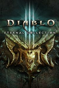 Carátula del juego Diablo III: Eternal Collection de Xbox One