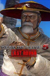 Carátula del juego DEAD OR ALIVE 5 Last Round Character: Gen Fu