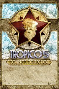 Carátula del juego Tropico 5 - Complete Collection de Xbox One