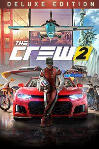 Carátula para el juego THE CREW 2 - Deluxe Edition de Xbox 360