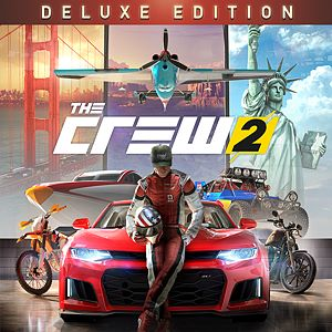 THE CREW® 2 - Deluxe Edition Xbox One