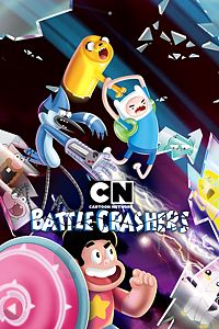Carátula del juego Cartoon Network: Battle Crashers