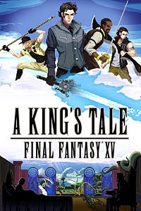 Carátula del juego A KING'S TALE: FINAL FANTASY XV