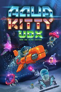 Carátula del juego AQUA KITTY UDX: Xbox One Ultra Edition para Xbox One