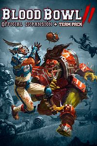 Carátula del juego Blood Bowl 2: Official Expansion + Team Pack