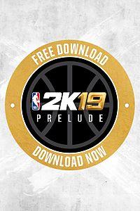 Carátula del juego NBA 2K19: The Prelude