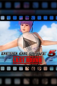Carátula del juego DEAD OR ALIVE 5 Last Round Ayane's Private Paradise