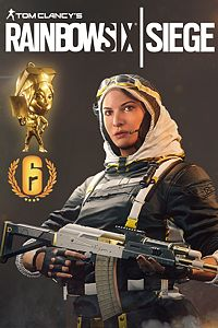 Tom Clancy's Rainbow Six Siege: Pro League Nomad Set