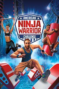 Carátula para el juego American Ninja Warrior: Challenge de Xbox 360