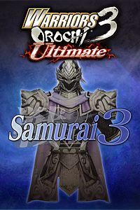 Carátula del juego WARRIORS OROCHI 3 Ultimate SAMURAI DRESS UP COSTUME 3