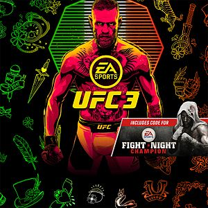 EA SPORTS™ UFC® 3 Standard Fight Night Champion Bundle Xbox One