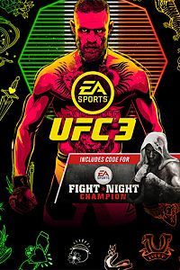 Carátula del juego EA SPORTS UFC 3 Standard Fight Night Champion Bundle