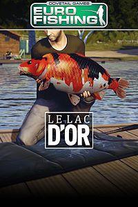 Carátula para el juego Euro Fishing: Le Lac d'Or de Xbox 360