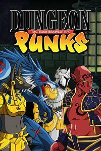 Carátula del juego Dungeon Punks para Xbox One