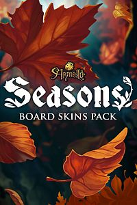 Carátula del juego Armello - Seasons Board Skins Pack