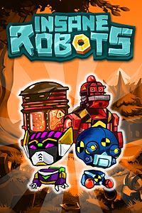 Carátula del juego Insane Robots - Robot Pack 2
