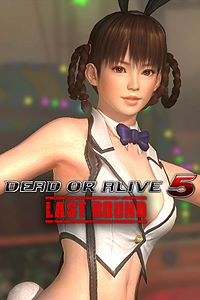 Carátula del juego DEAD OR ALIVE 5 Last Round Sexy Bunny Leifang