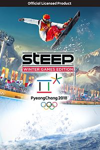 Carátula del juego Steep – Winter Games Edition