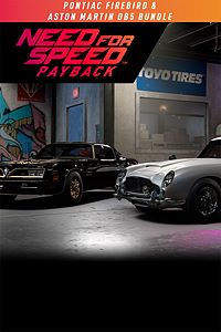 Carátula del juego Need for Speed Payback: Pontiac Firebird & Aston Martin DB5 Superbuild Bundle