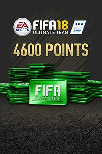 Pack 4600Points FIFA 18