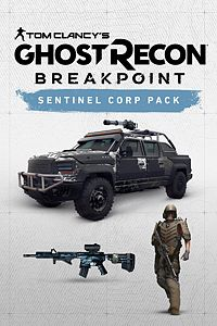 Carátula del juego Tom Clancy's Ghost Recon Breakpoint : Sentinel Corp. Pack