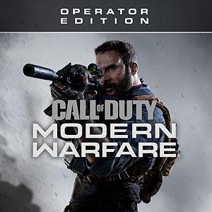 Call of Duty®: Modern Warfare® - Operator Edition Xbox One