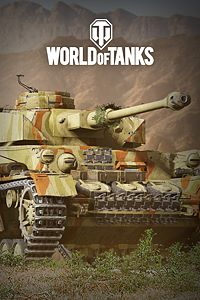 Carátula del juego World of Tanks - Kraft's Pz IV Prime