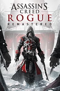 Carátula para el juego Assassin's Creed Rogue Remastered de Xbox One