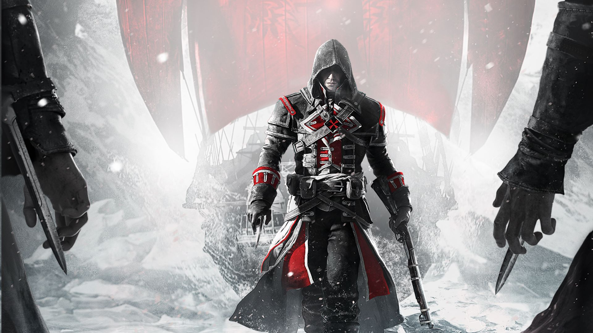 Image result for assassins creed rogue in Games with Gold