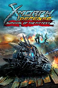 Carátula del juego X-Morph: Defense Survival Of The Fittest