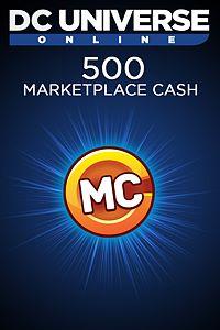 Carátula del juego 500 Marketplace Cash
