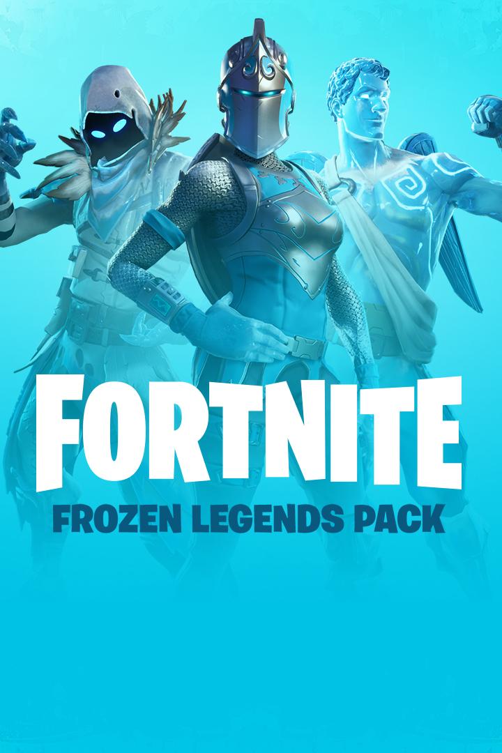 Buy Fortnite Frozen Legends Pack Microsoft Store En Ca