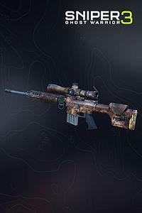 Carátula del juego Weapon skin - Africa Tech