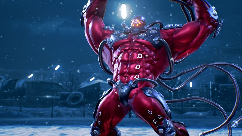 TEKKEN 7 - Pre-Order Bundle Screenshot