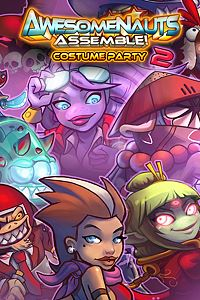 Carátula del juego Costume Party 2 - Awesomenauts Assemble! de Xbox One