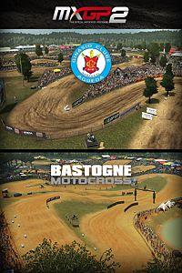 Carátula del juego MXGP2 - Agueda and Bastogne Tracks
