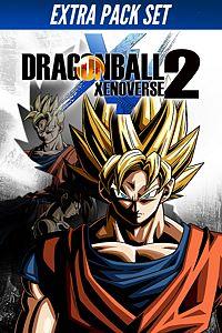 Carátula del juego DRAGON BALL XENOVERSE 2 - Extra Pack Set