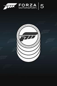 Carátula del juego Forza Motorsport 5 Tokens de Xbox One