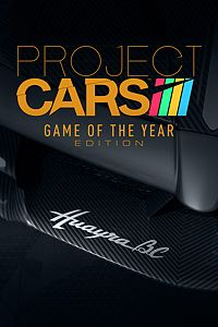 Carátula del juego Project CARS - Game of the Year Edition