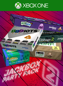 The Jackbox Party Pack 2 Is Now Available For Xbox One